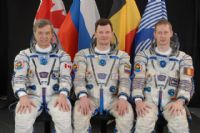 International Space Station Expedition 20 Official Crew Photograph #6